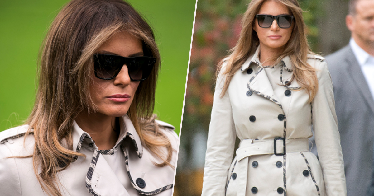 There's Been A New Twist In The Melania 'Body Double ...