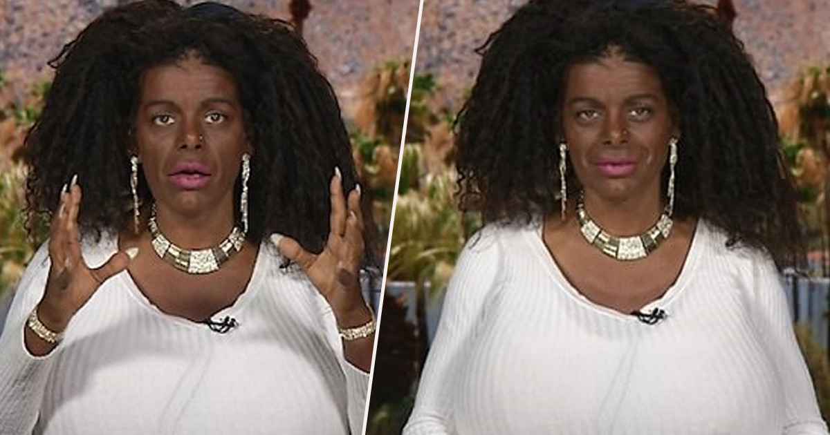 Model Who 'Transitioned Into Black Woman' Reveals She's ...