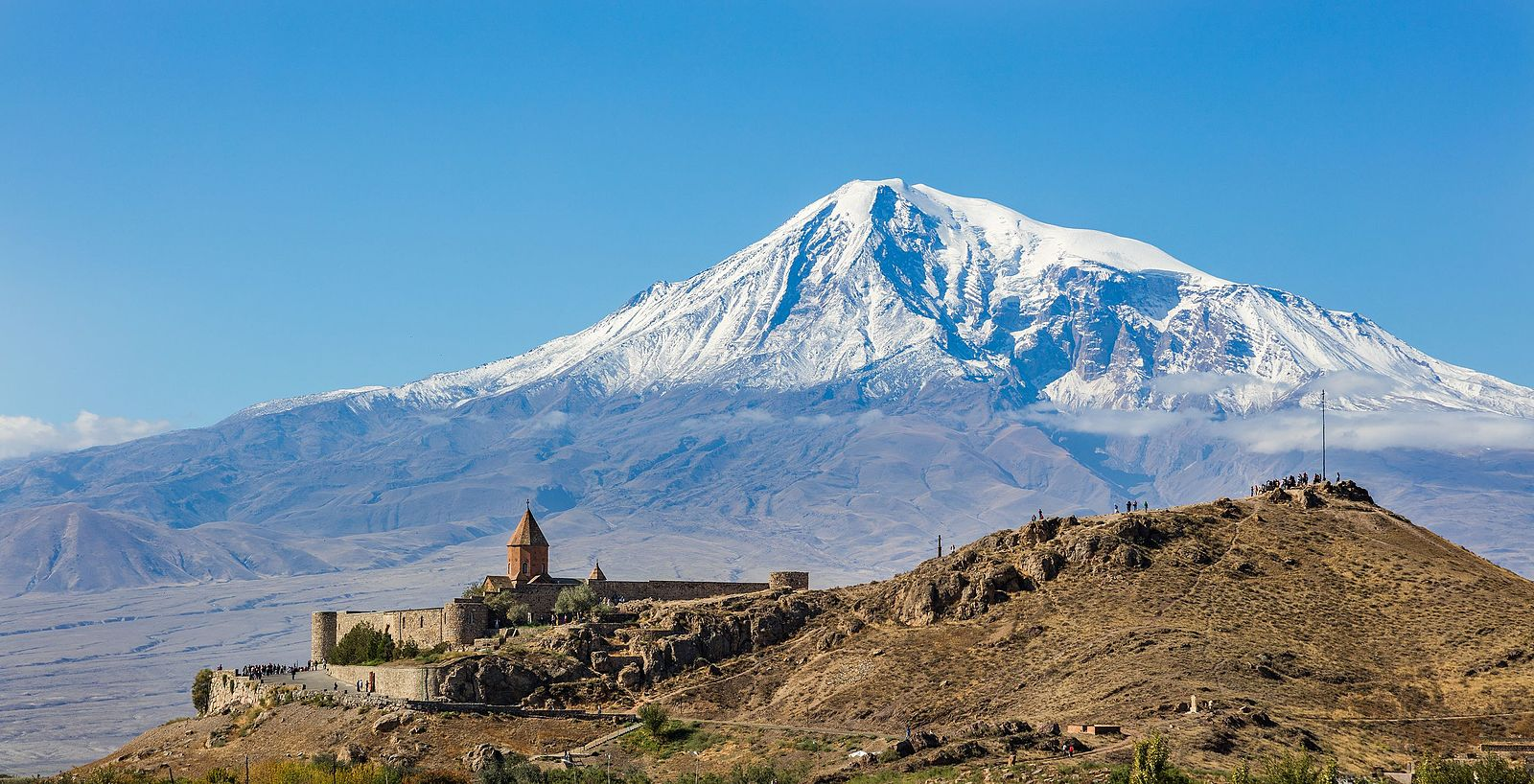 The Remains Of Noahs Ark Have Just Been Discovered, Experts Say Monasterio Khor Virap Armenia 2016 10 01 DD 25