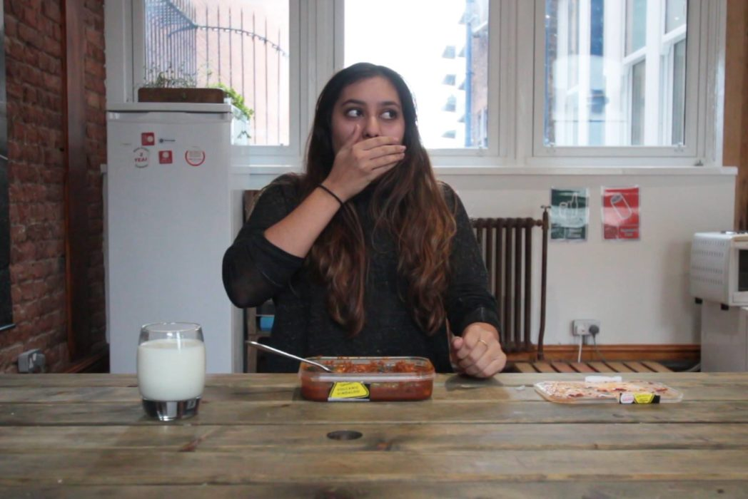 Girl Takes On Hottest Ever Curry Challenge And It Ends Terribly NEELAM 1 1048x700