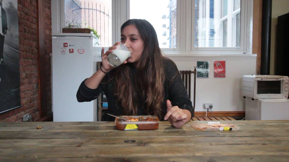Girl Takes On Hottest Ever Curry Challenge And It Ends Terribly NEELAM 3