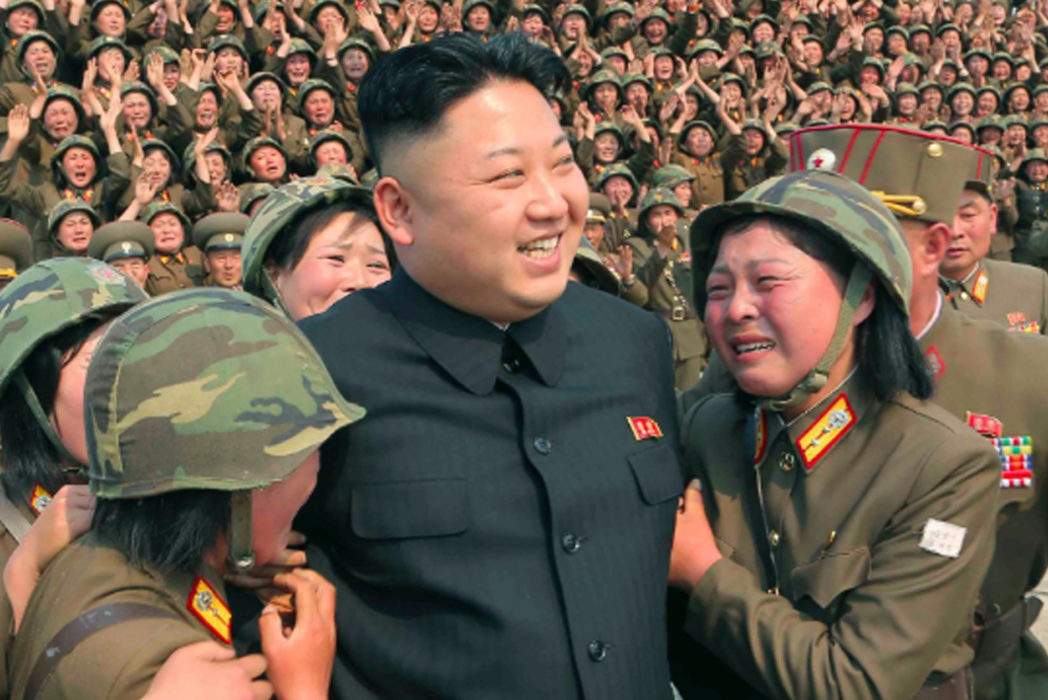 North Koreas 2018 Plans Revealed And Theyre Terrifying North Korea Crowd 1048x700
