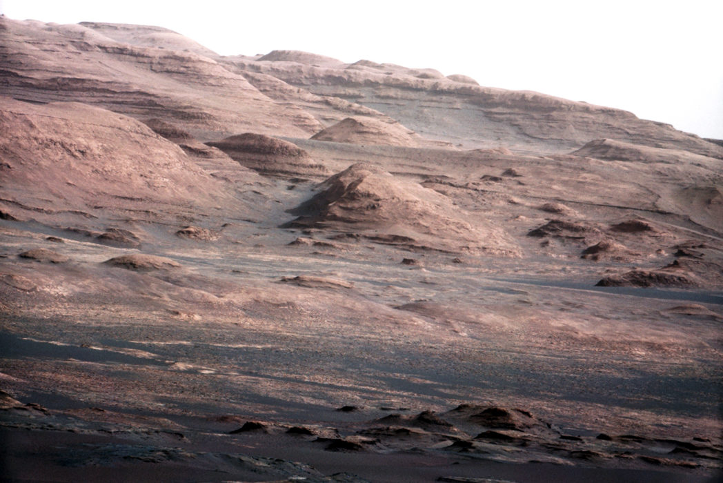 Scientists Discover Clean Water On Mars PA 14391408 1048x700