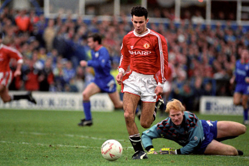 What Has Ryan Giggs Done To Warrant A Premier League Managers Job? PA 19870109