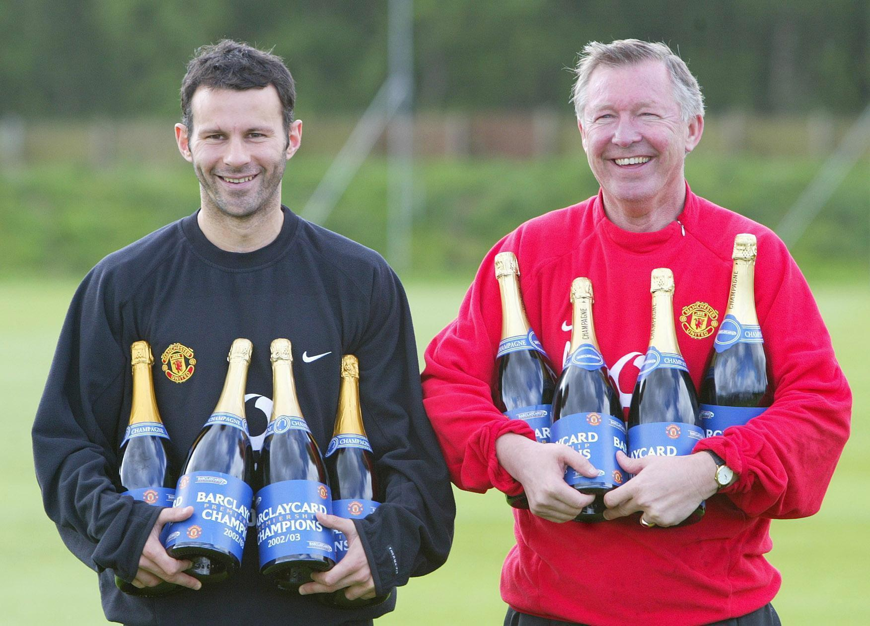 What Has Ryan Giggs Done To Warrant A Premier League Managers Job? PA 19870603