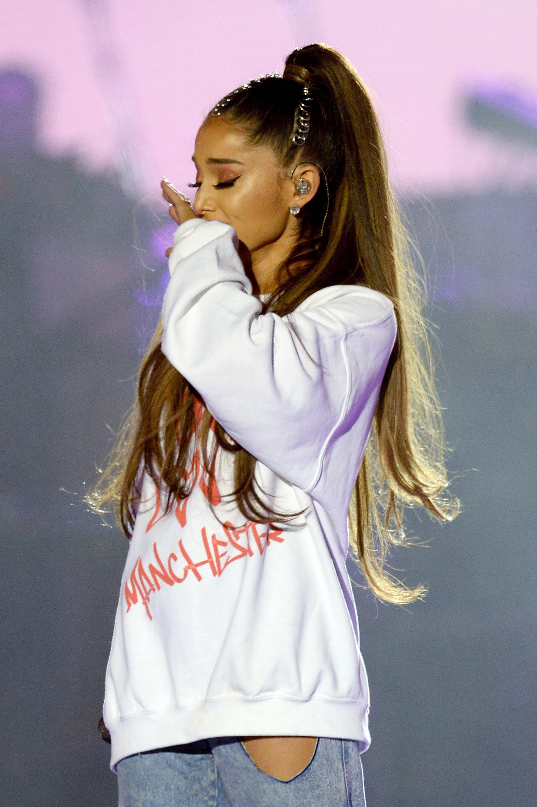Ariana Grande Reveals Tattoo Marking One Year Since