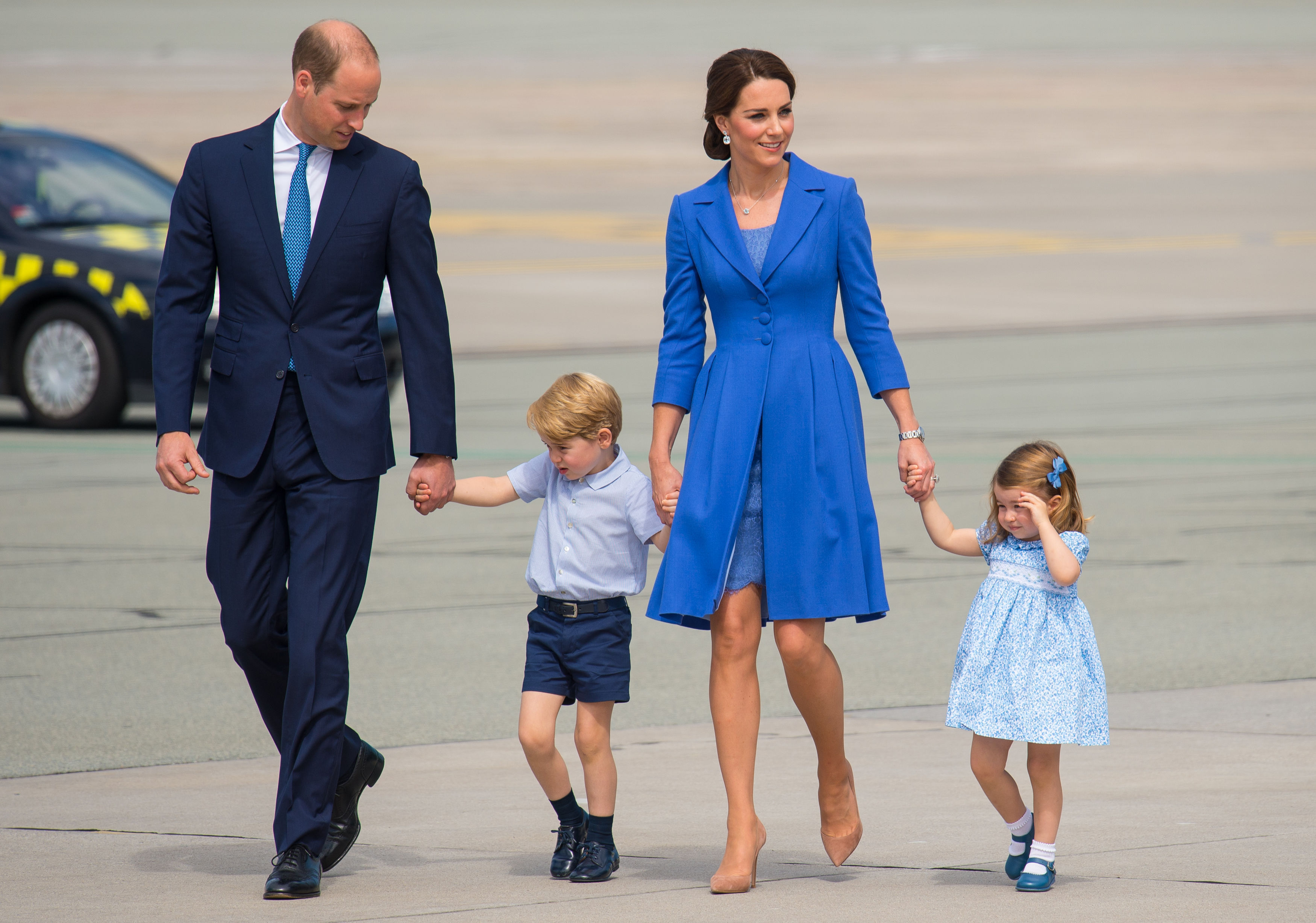 The Royal Baby, Kate Middleton Pregnant, Baby Name and Birth Date PA 32648033