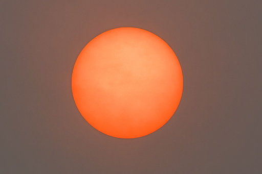 Health Warning Issued As Red Sun Could Return Tomorrow PA 33319814