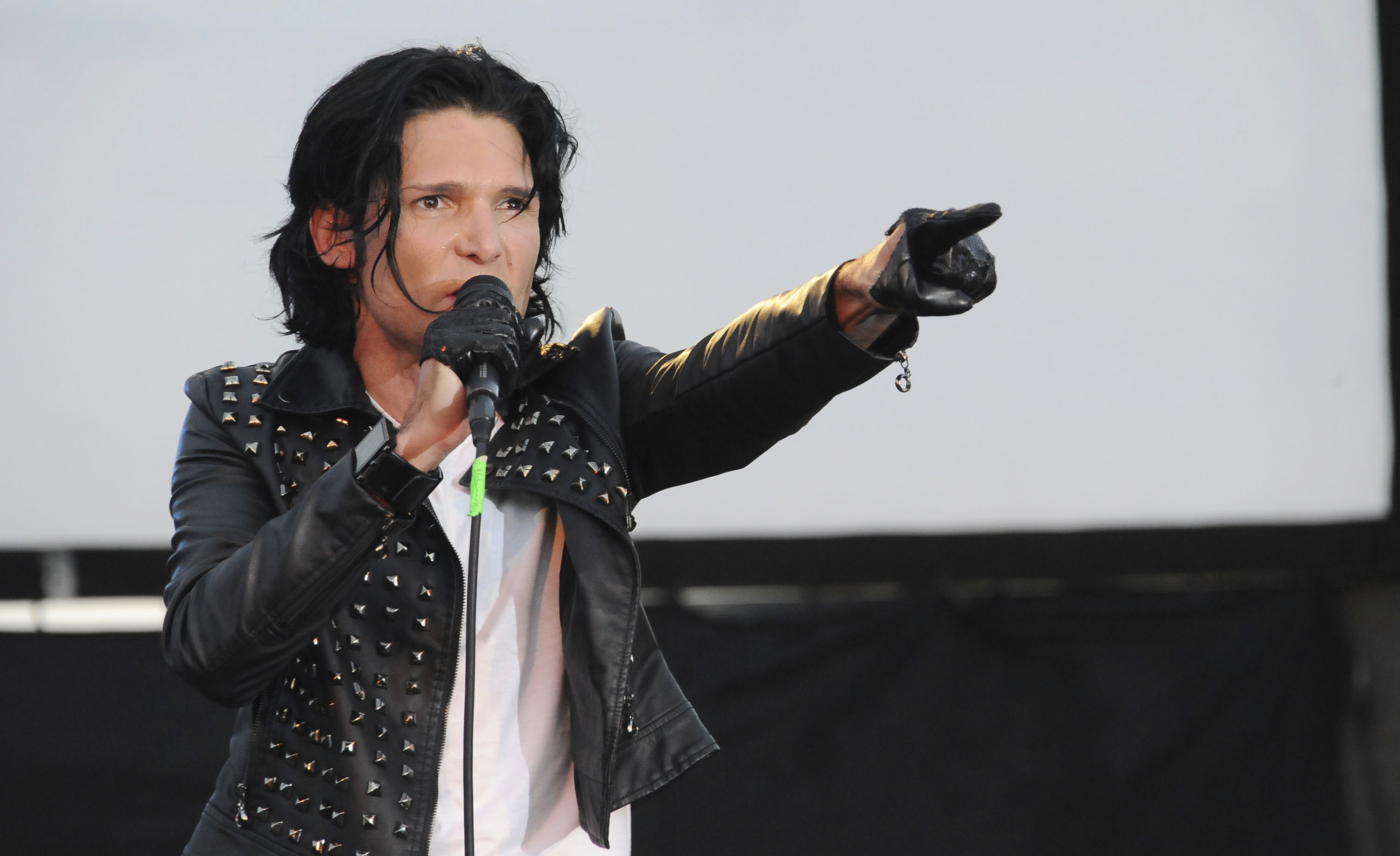 Corey Feldman Names Hollywood Child Abusers In Newly Discovered Tape PA 33408974