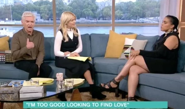 Woman Says She Cant Find A Boyfriend Because Shes Too Attractive Phillip Schofield 1092548