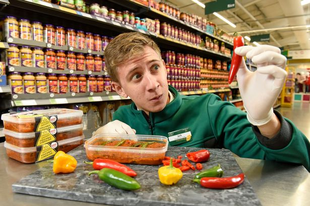 Morrisons Launch UKs Hottest Ever Curry Which Comes With Safety Warning THP CHP 101017SMorrisons 2321JPG