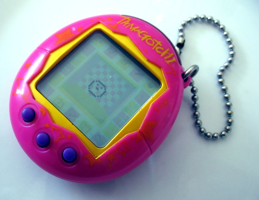 Tamagotchis Are Making A Comeback Right Before Christmas %name