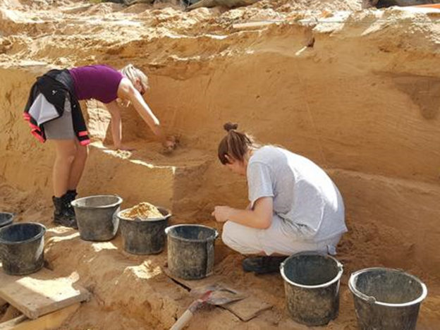 New Discovery Could Rewrite Human History, Archaeologists Say Teeth Dig 1 624x468