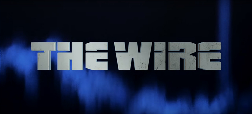 The Wire Is Still The Greatest TV Show Ever Made The Wire Title