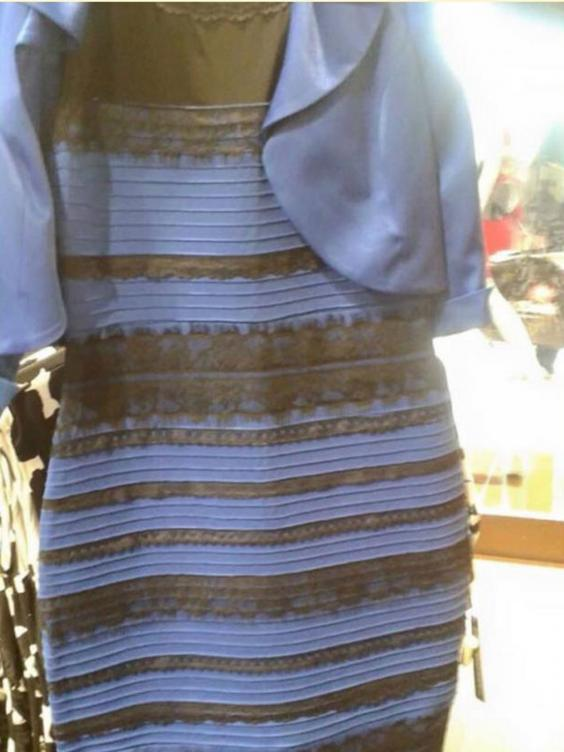 Arguments Than The Blue And Black Dress