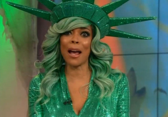 Wendy Williams Collapses On Live TV Wendy Williams A