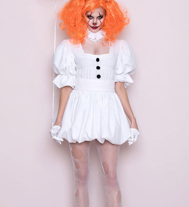 Sexy Pennywise Halloween Costume Is All Kinds Of Messed Up YANDY 640x700