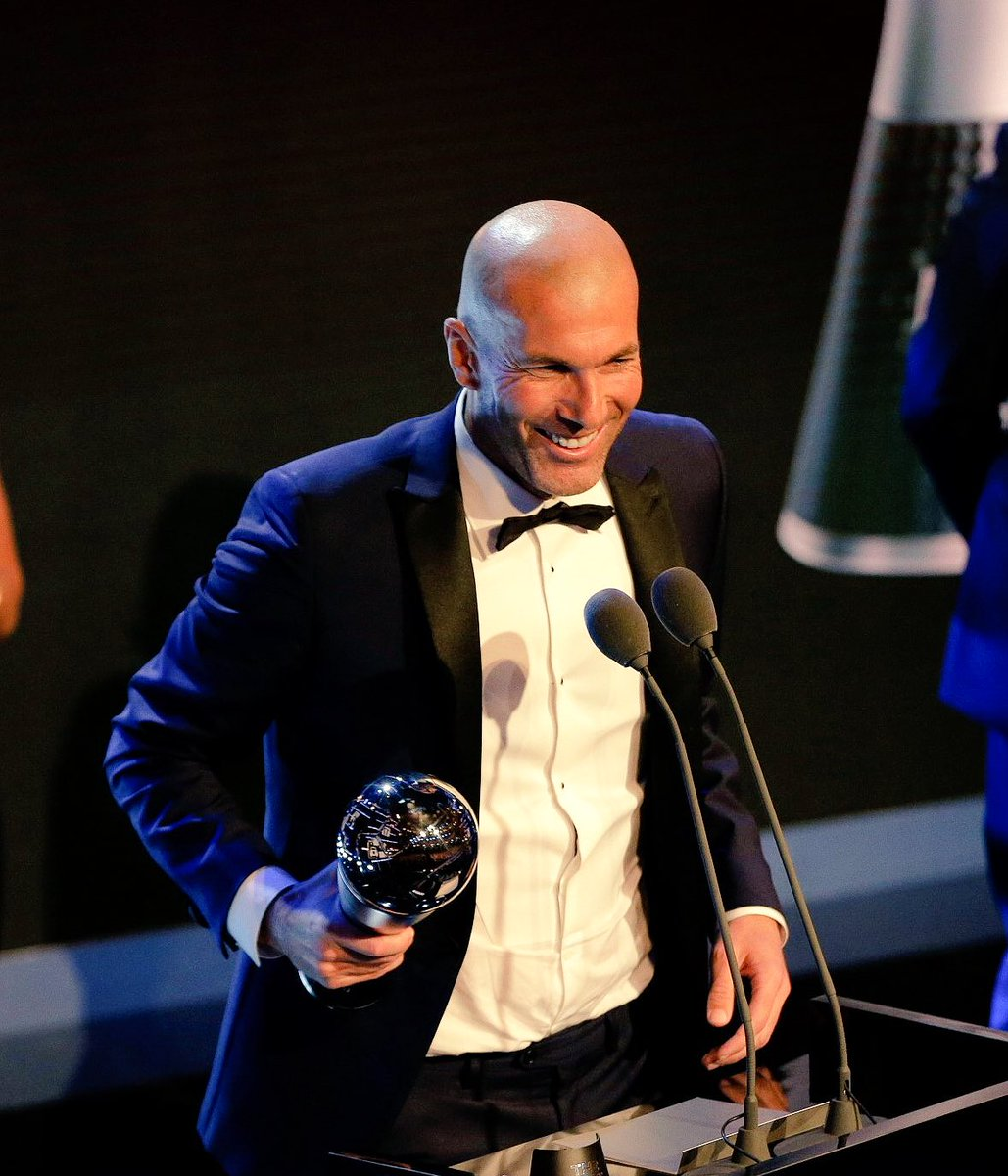 What Has Ryan Giggs Done To Warrant A Premier League Managers Job? Zidane best