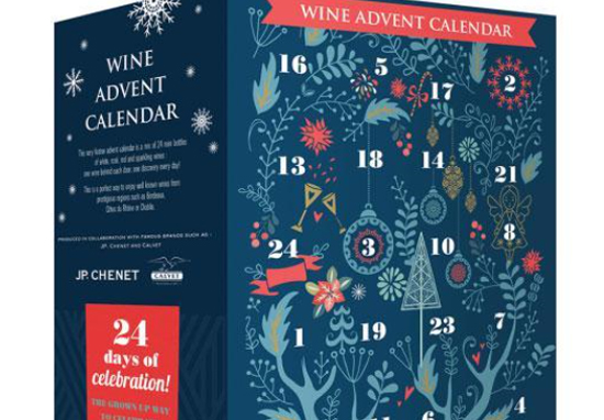 ASDA Are Now Selling A Cheese Advent Calendar aldi wine