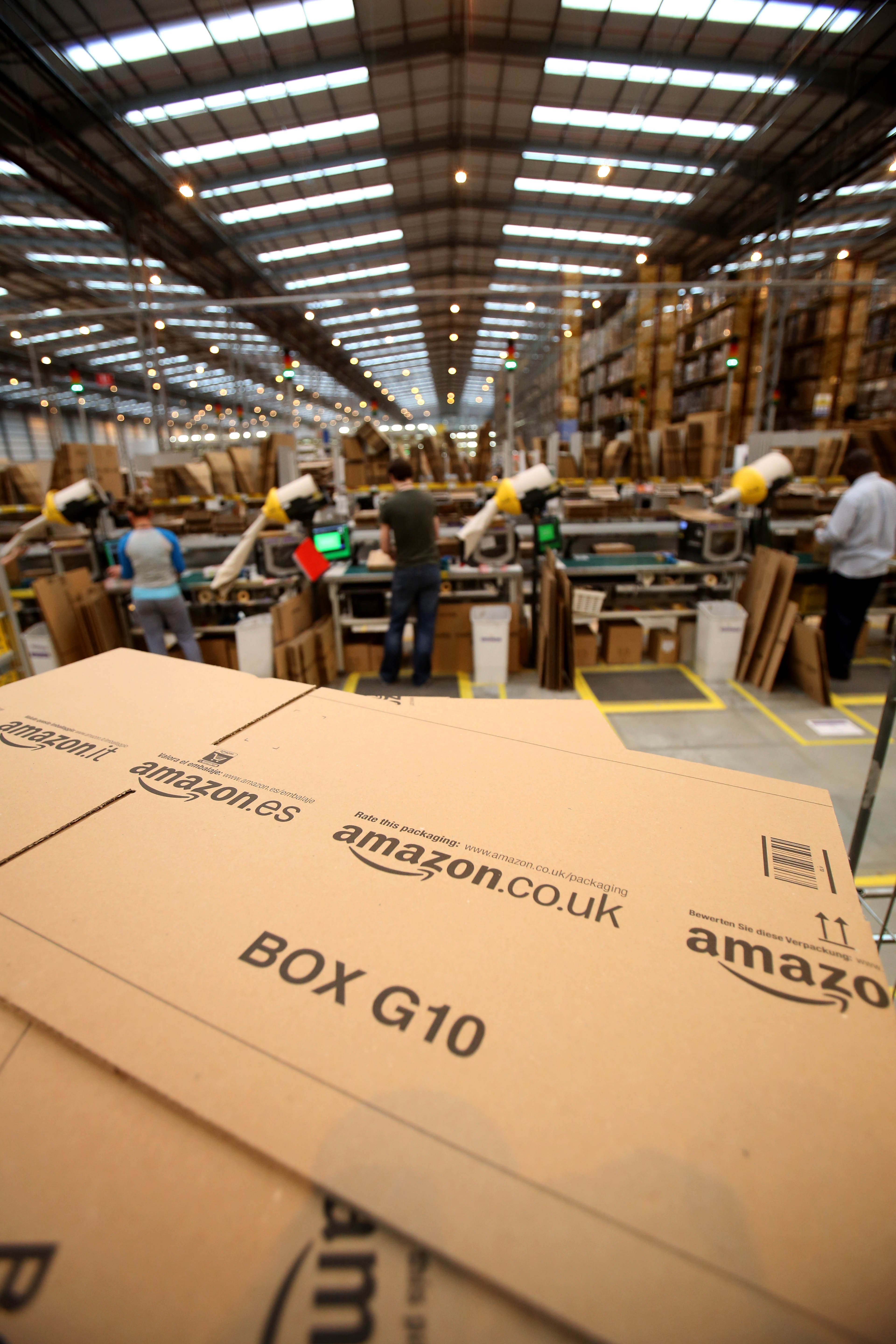Huge Amount Of Waste Caused By Christmas In Britain amazon