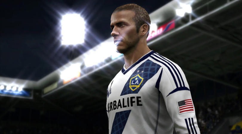 FIFA 18 Review beckham in fifa