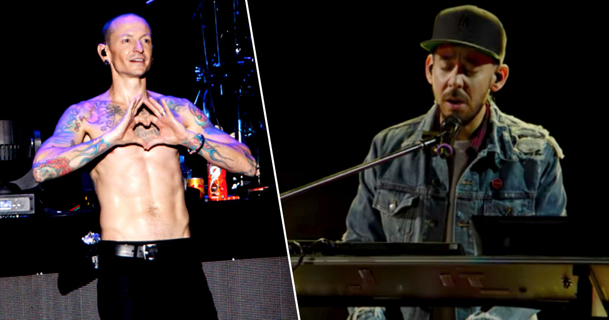Linkin Parks First Gig In Memory Of Chester Bennington Was Heartbreaking chester0