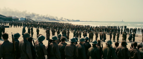 Film Fans Furious After Blatant Snub In Oscars Nominations dunkirk christopher nolan trailer images 11 600x2501