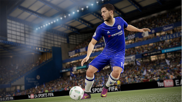 FIFA 18 Review fifause