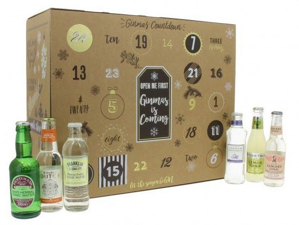 ASDA Are Now Selling A Cheese Advent Calendar gin