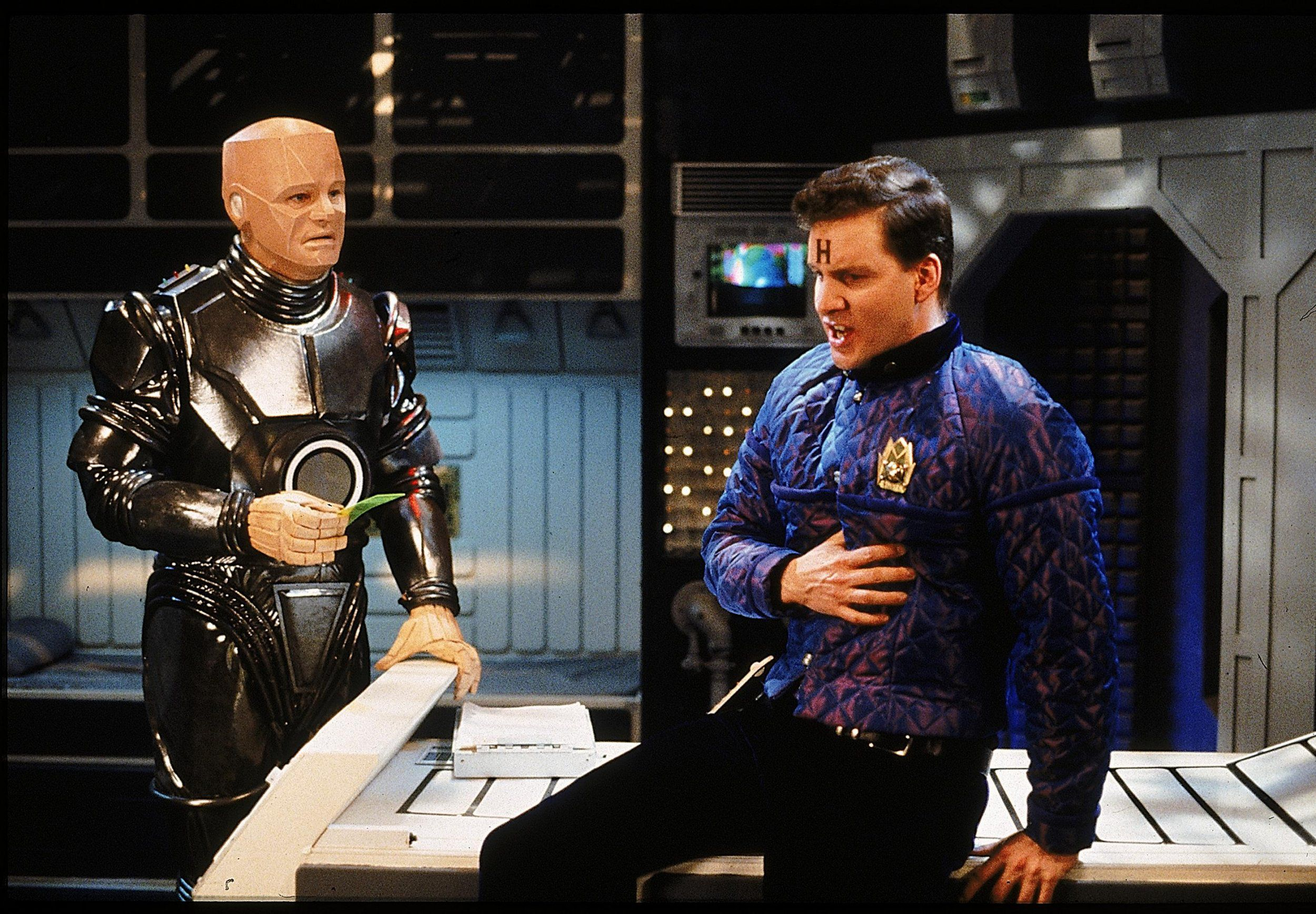 red dwarf episodes - 615×409