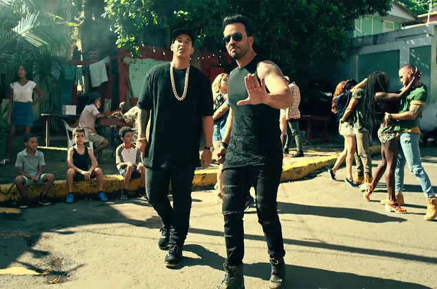 Despacito Is The First Ever Video To Get 4 Billion Views On YouTube luis fonsi daddy yankee despacito MV still 2017 a billboard 1548