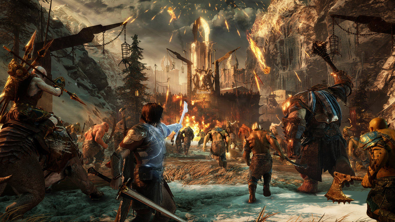 7 Awesome Things To Do In Middle Earth: Shadow Of War qfxnxpyj7dnjfxcfbhvg