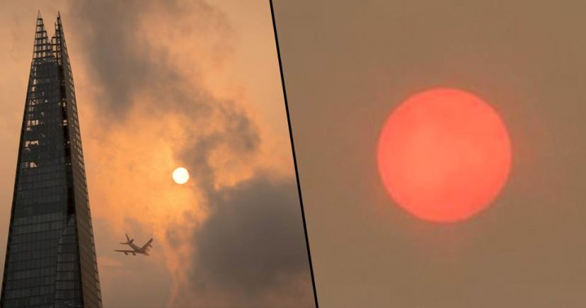 Urgent Warning Issued Over Deadly Red Sun