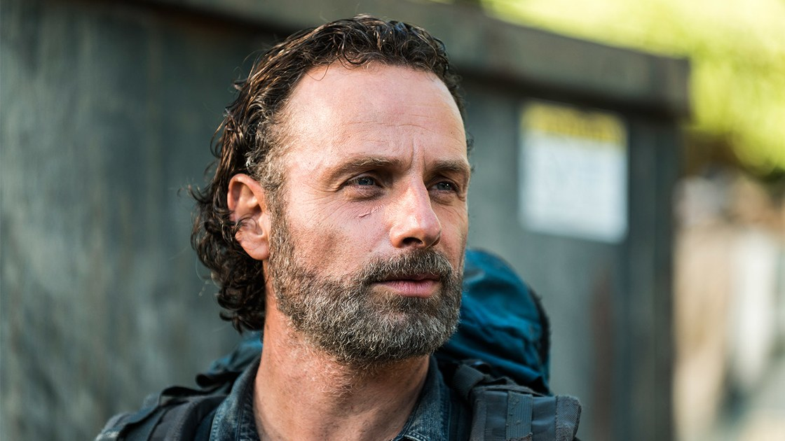 Major The Walking Dead Character To Die In Huge Plot Twist rick grimes amc the walking dead