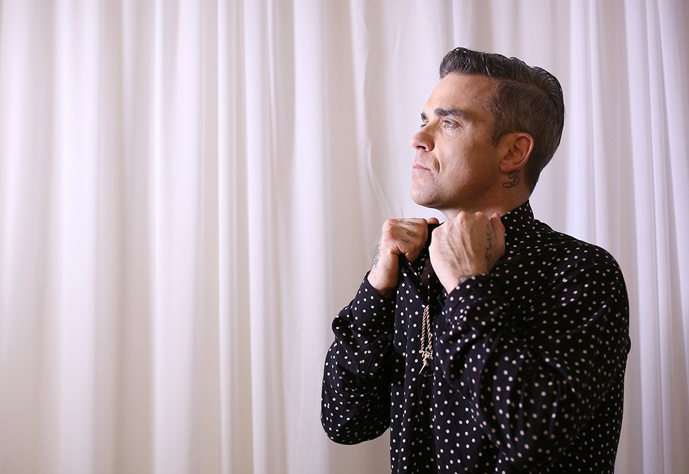 Robbie Williams Was In Intensive Care After Revealing Worrying Illness robbie 1