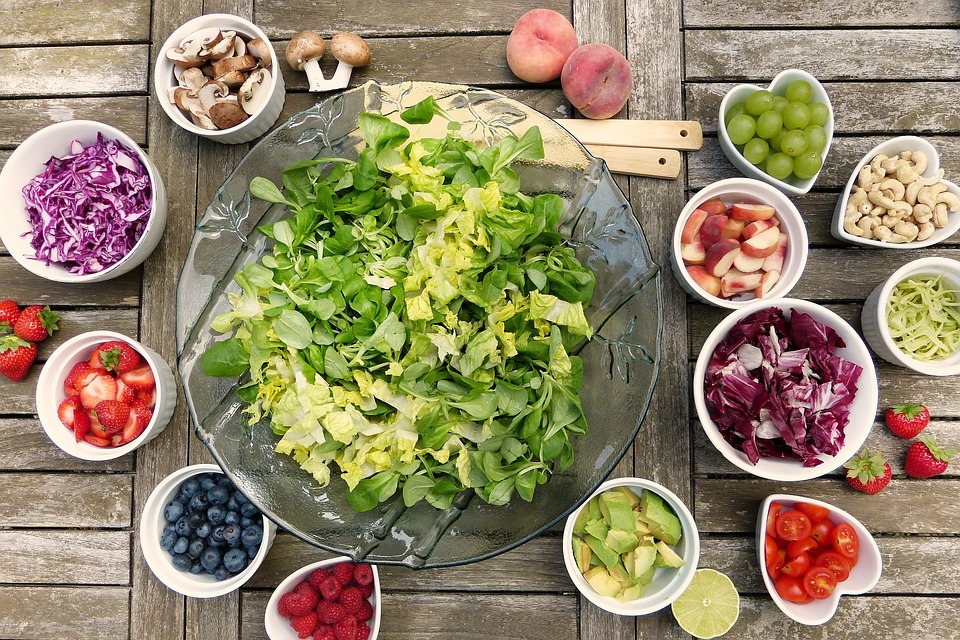 Doctors Create Pill That Stops Type 2 Diabetes salad 2756467 960 720