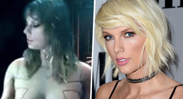 Taylor Swift Completely Strips In New Video swiftyFacebookThumbnail