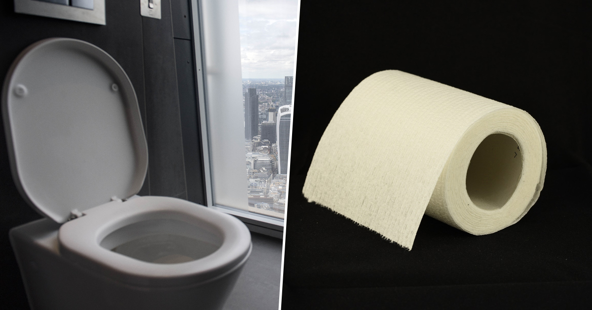 Youve Been Wiping Your Bum Wrong Your Whole Life, According To Doctors toilet paper thumbnail