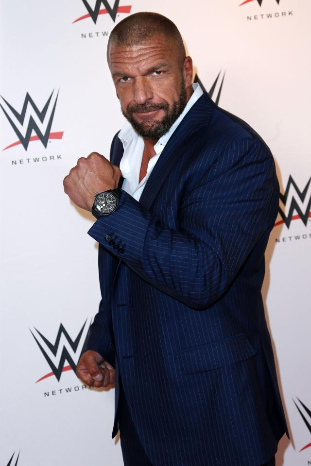 Triple H Confirms Hes Fighting In Butlins triple hhh