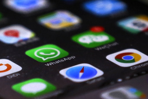 Millennials Are Addicted To Tracking Lives With Tech, Study Shows whatsapp
