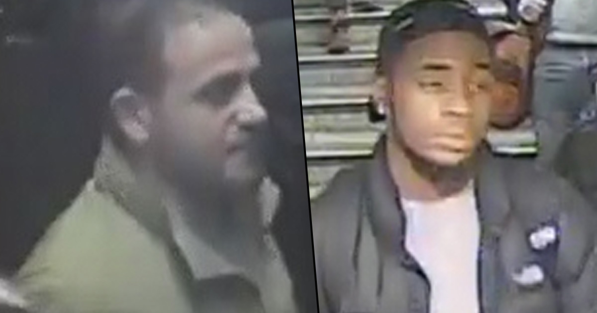 Police Hunt Two Men Who Started Oxford Circus Chaos 90123k 1