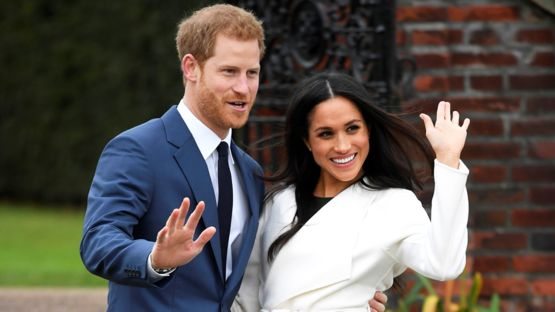 Prince Harry And Meghan Markle Reveal How He Proposed