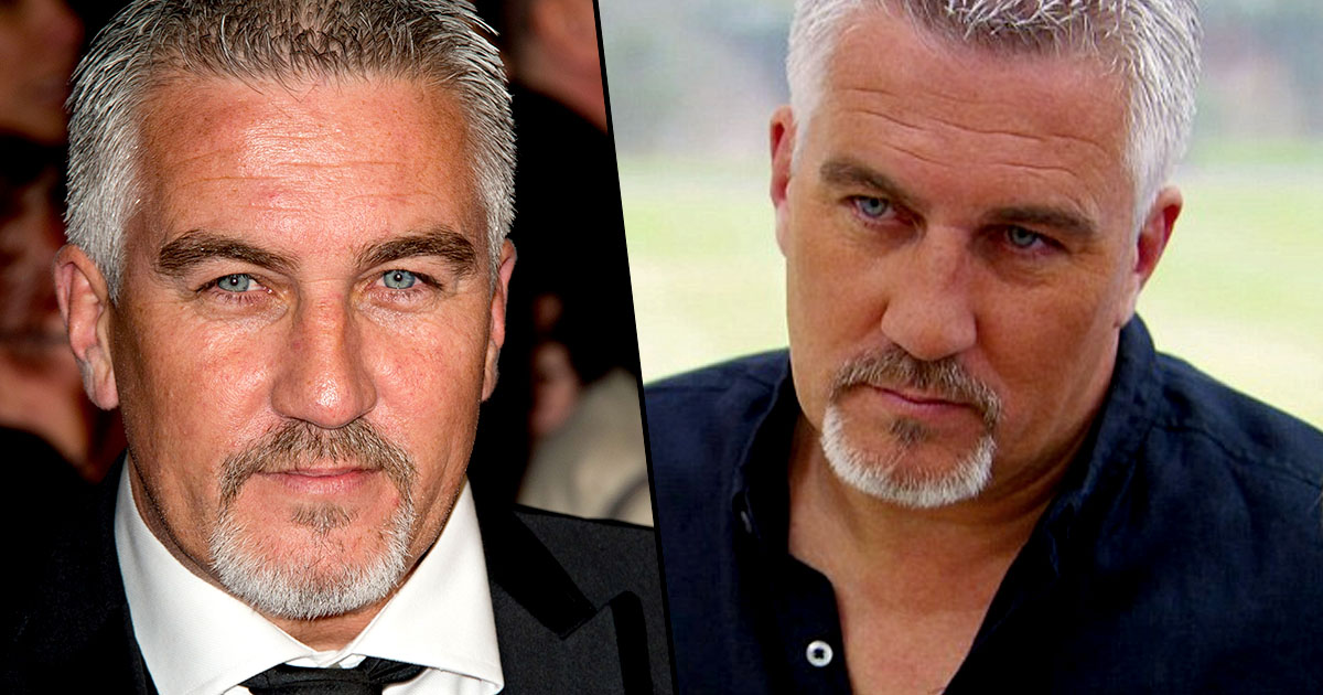 Paul Hollywood Spotted On Date With 22 Year Old Woman 9ma