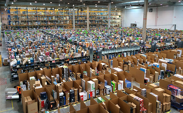 Amazon Workers Complain About Shocking Conditions In Warehouse Amazon España por dentro San Fernando de Henares