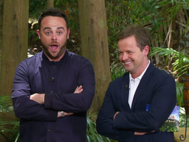 ITV Finally Confirm Im A Celeb Start Date Ant is back 624x468