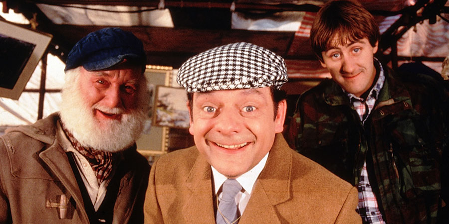 Only Fools And Horses Is Britains Favourite Sitcom BBC 1