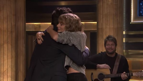 Story Behind Taylor Swifts Performance On Jimmy Fallon Will Leave You In Tears Capture e