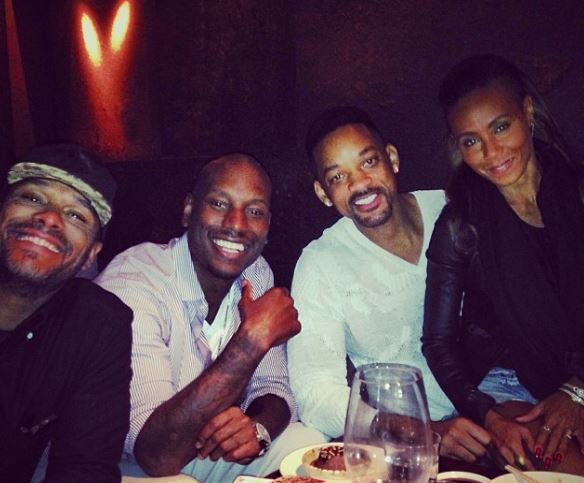 Tyrese Gibson Given $5m By Will Smith To Help With Legal Costs Capture fw