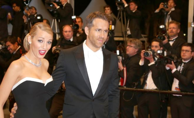 Ryan Reynolds Brutally Trolls No Filter Blake Lively Picture Capture kjb