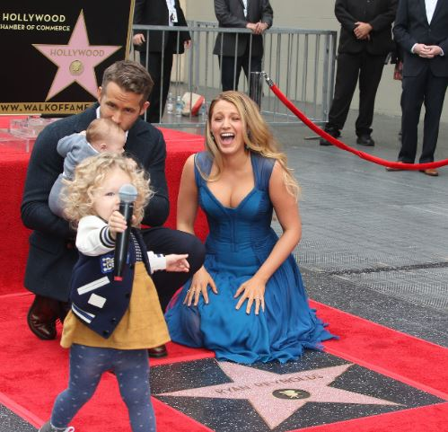 Ryan Reynolds Brutally Trolls No Filter Blake Lively Picture Capture kuh